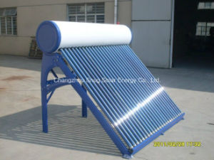 High Quality Galvanized Steel Low Pressure Water Heater pictures & photos