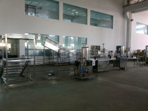 beer filling line pictures & photos