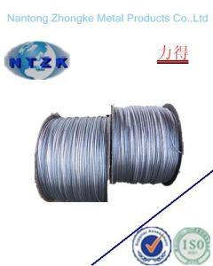 1*7 Ungalvanized and Galvanized Steel Wire Strand pictures & photos