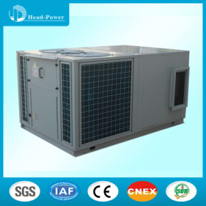 30ton Air Conditioning Ducts Rooftop Package Unit Cabinet AC
