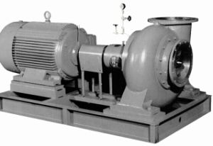 Horizontal Electrical Mud Centrifugal Pump pictures & photos