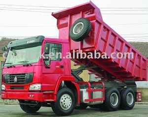 HOWO Sinotruk Dump Truck and Dumper Truck pictures & photos