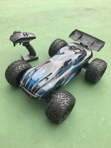 4WD 1/10th Electric Brushless RC Car Model