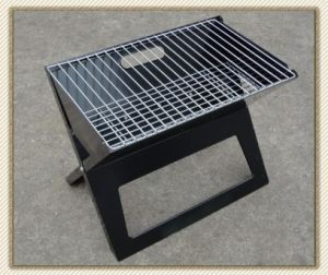 Backyard Portable /Hotspot Notebook /Picnic Time X Compact Folding BBQ (CL2C-AN32) pictures & photos