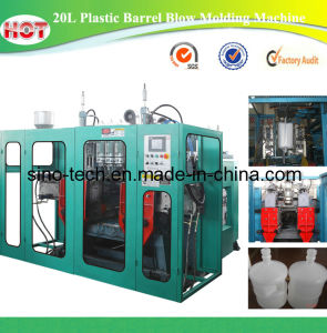 20L Plastic Barrel Blow Molding Machine pictures & photos
