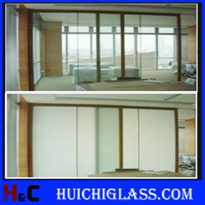 Smart Switchable Pdlc Film with 80% Transparency