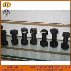 Excavator and Bulldozer Sprocket Segment Plow Bolt pictures & photos
