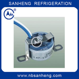 High Quality Defrost Thermostat for Refrigerator (KSD-1007) pictures & photos