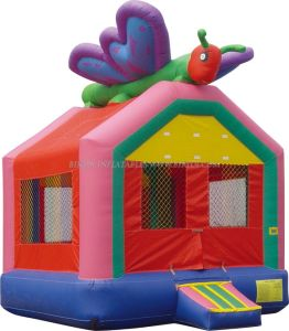 Kids Bouncy Castle Inflatable Jumper, Inflatable Bouncy Butterfly (B1037) pictures & photos