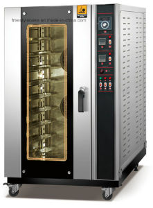 10 Trays Infrared Commercial Electric Convection Oven (ALB-10D)