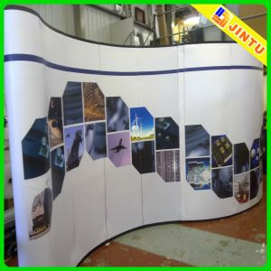 Large Portable Exhibition Pop up Stand