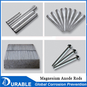 Anti-Corrosion Protection Sacrificial Magnesium Anode Bar for Water Heater, Boiler, Hot Water Tanks, etc.