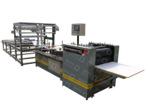 GYFD500-1 Paper Sack Tube Making Machine