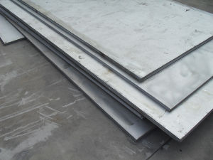 201 Stainless Steel Thick Plate