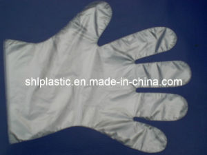 Disposable Plastic Gloves (SHL12)