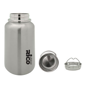 Stainless Steel Vacuum Sports Bottle with Loop 1000ml pictures & photos