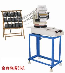 Fuse Insertting Machine for Firecrackers