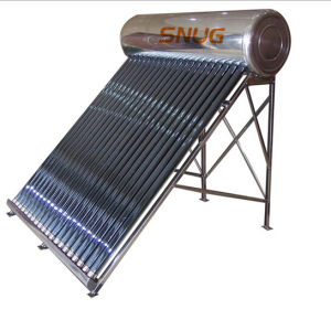 Pressurized Solar Water Heater, CE 180L pictures & photos
