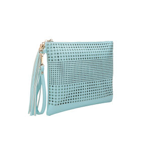 Elegant Hollow out Tassel Women Clutch Bag (MBNO043003) pictures & photos