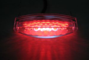 China Motorcycle LED Taillight (M103) - China Motorcycle Led