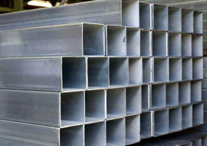 Hot DIP Galvanized Square Steel Pipe with Prime Quality pictures & photos