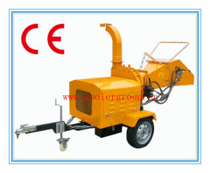 CE Certificate Hydraulic Feeding Wood Chipper with 40HP pictures & photos