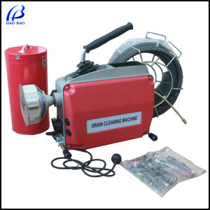 Drain Pipe Cleaning Machine Power Tyre Drain Cleaners (H150)
