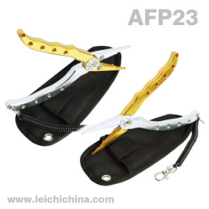 Wholesale Fishing Tool Aluminium Fly Fishing Pliers pictures & photos
