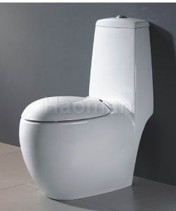 Siphonic One Piece Toilet (HM-2021)