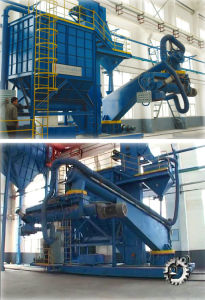 Continuous Sand Mixer for Resin Sand Molding Process pictures & photos