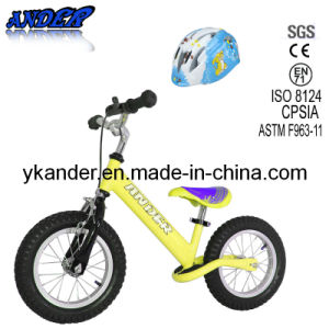 Fashionable Design Children Baby Bike/Kids Push Bicycle with Helmet (AKB-1228)