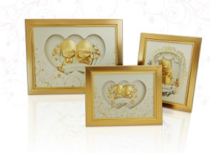 Gold Foil Valentine′s Day Gifts