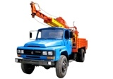 Geological Exploration Truck Mounted Drilling Rig (WFA5090DZJ)