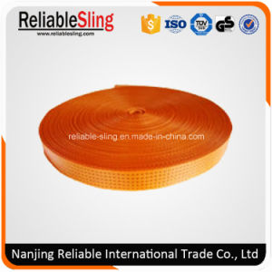 50mm Orange Polyester Webbing Strap Belt pictures & photos