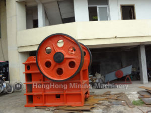 Mining Equipment Stone Jaw Crusher with Good Quality (PE600*900)