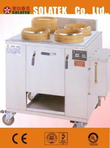 Small Steamed Bun Machine (SK-90) pictures & photos