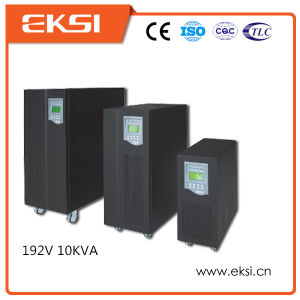 10kVA to 80kVA Low Frequency Industrial Online UPS