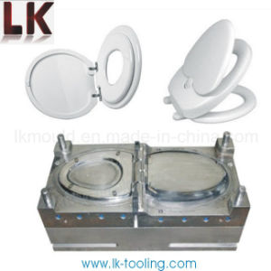 Custom Make Injection Mould for Toilet Seat Cover