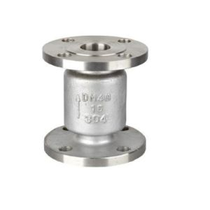 Precision Investment Casting Stainless Steel Flange Valves pictures & photos