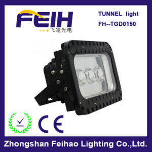 Certificate Quality IP65 Outdoor High Power 150W LED Tunnel Light LED Flood Light