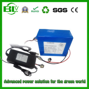 Rechargeable 48V 9ah High Voltage Li-ion Battery for Air Compressor pictures & photos