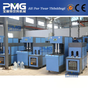 Semi Automatic Blow Molding Machine for Small plastic Bottle pictures & photos