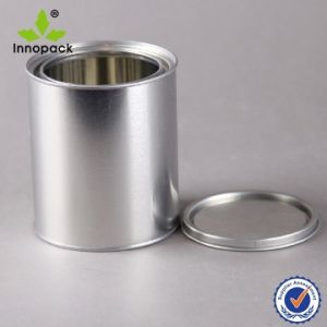 250ml Metal Tin Can Container for Paint pictures & photos