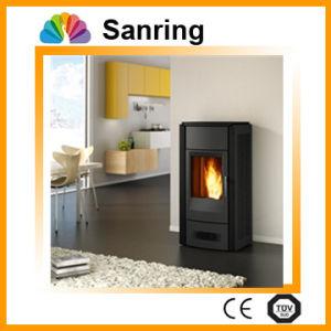 Portable Mini Wood Pellet Burning Fireplace/ Small Pellet Stove