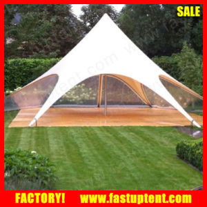 Large Event Exhibition BBQ C&ing Star Shade Tents for Sale & China Large Event Exhibition BBQ Camping Star Shade Tents for Sale ...