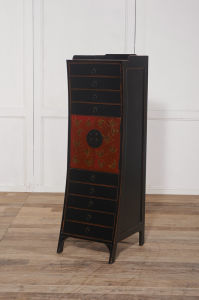 Beautiful and Elegant Cabinet Antique Furniture with Drawers
