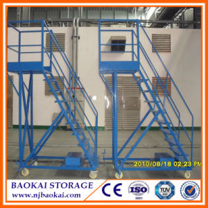 Exceptionnel Warehouse Or Supermarket Folding Climbing Ladder /Stools Stair