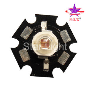 3W High Power LED Lamp for Indoor Lighting