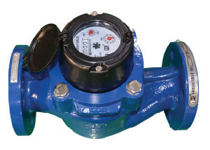 Large Caliber Vertical Helix Water Meter