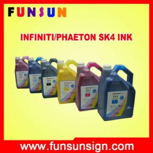Infiniti/Phaeton Sk4 Solvent Ink (seiko head ink, best quality) pictures & photos